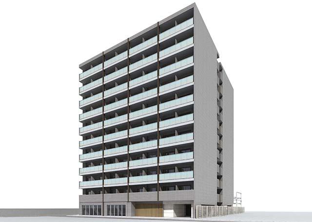 【トモタク2号ファンド】横浜市テナント物件のご紹介